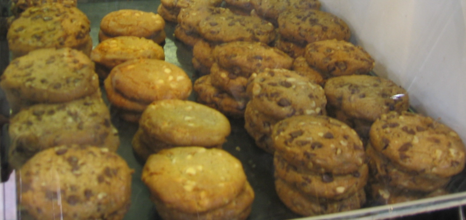 Famous 4th St. Cookies: You know you want one